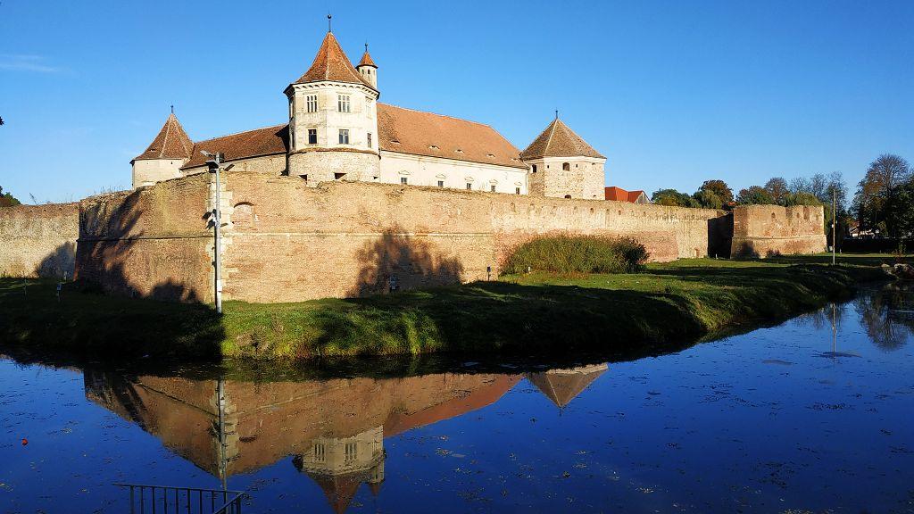 Burg in Fagaras