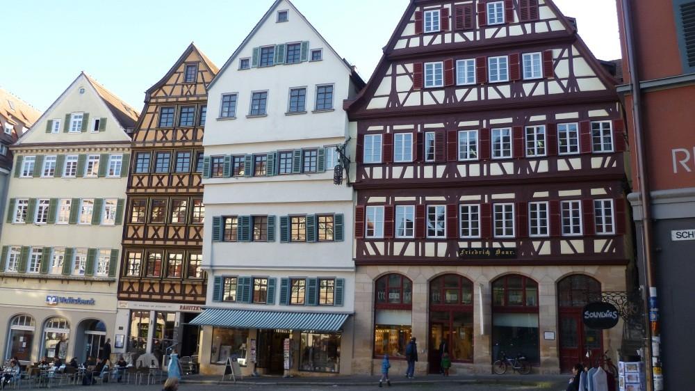 auch Tübingen