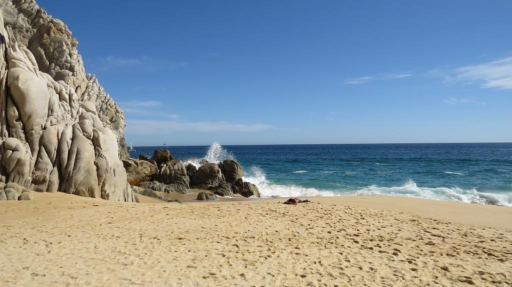 Blick zur Pazifik-Seite