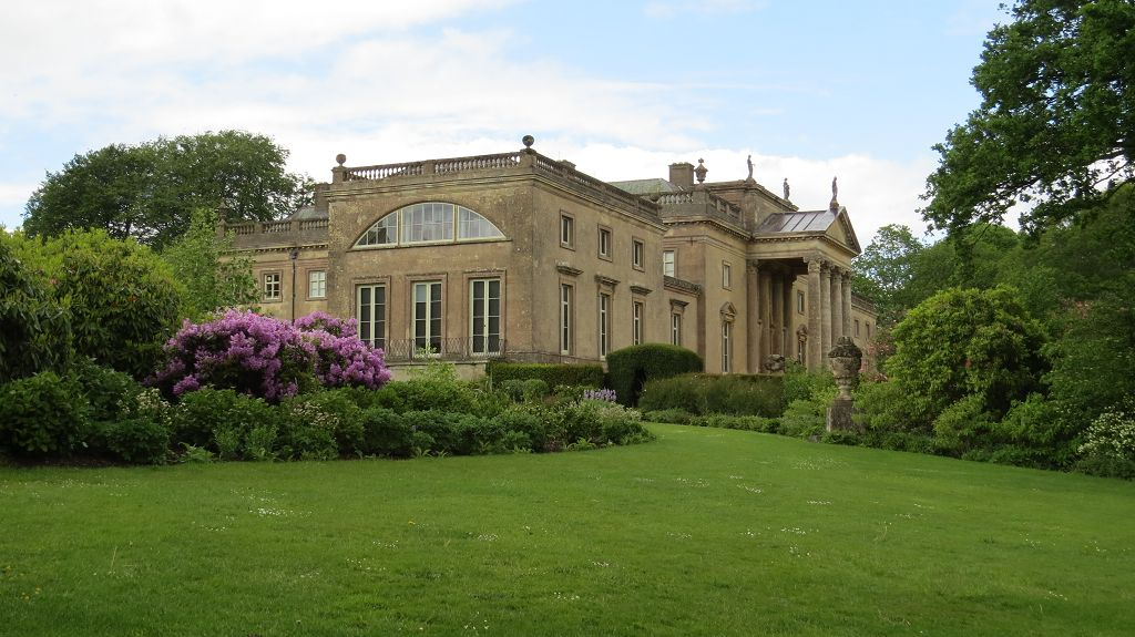 Stourhead House and