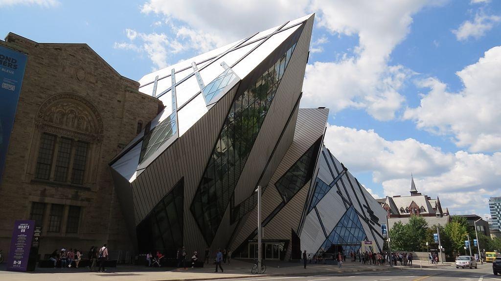 Royal Ontario Museum in Toronto
