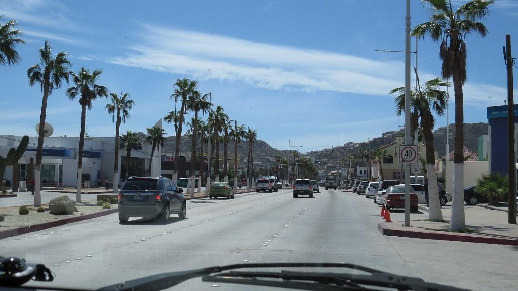 Auf nach Cabo San Lucas