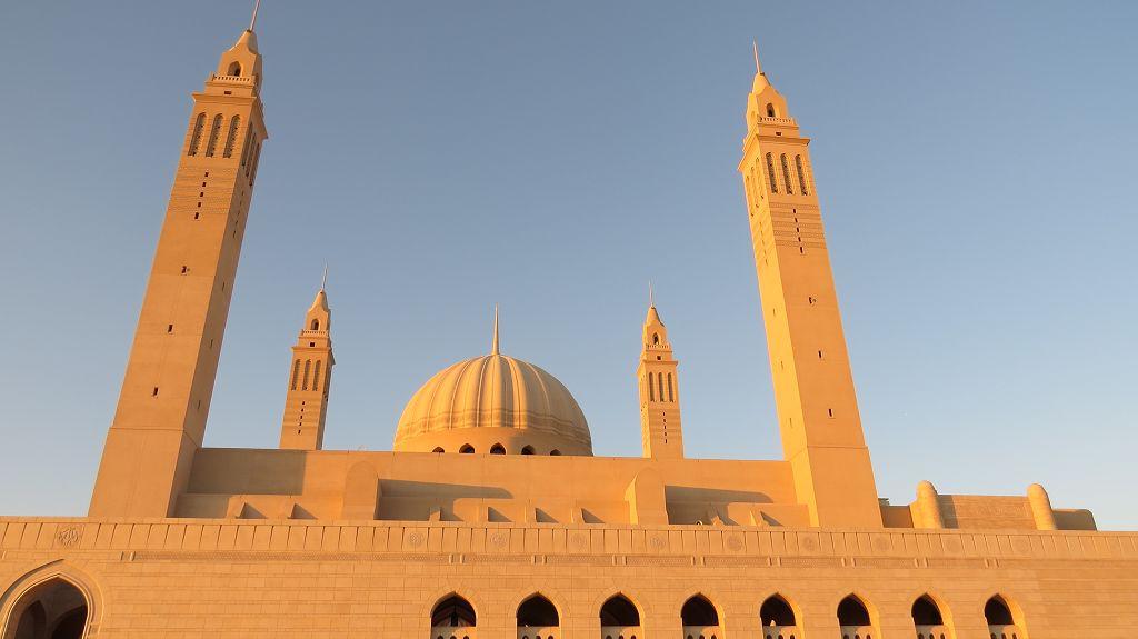 Moschee bei Jabrin