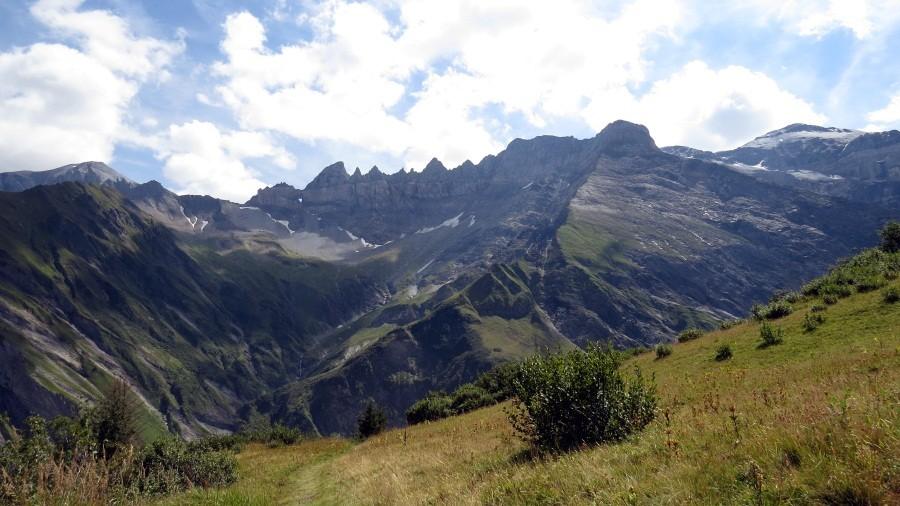 Wanderung zum Firstboden (800 Höhenmeter)
