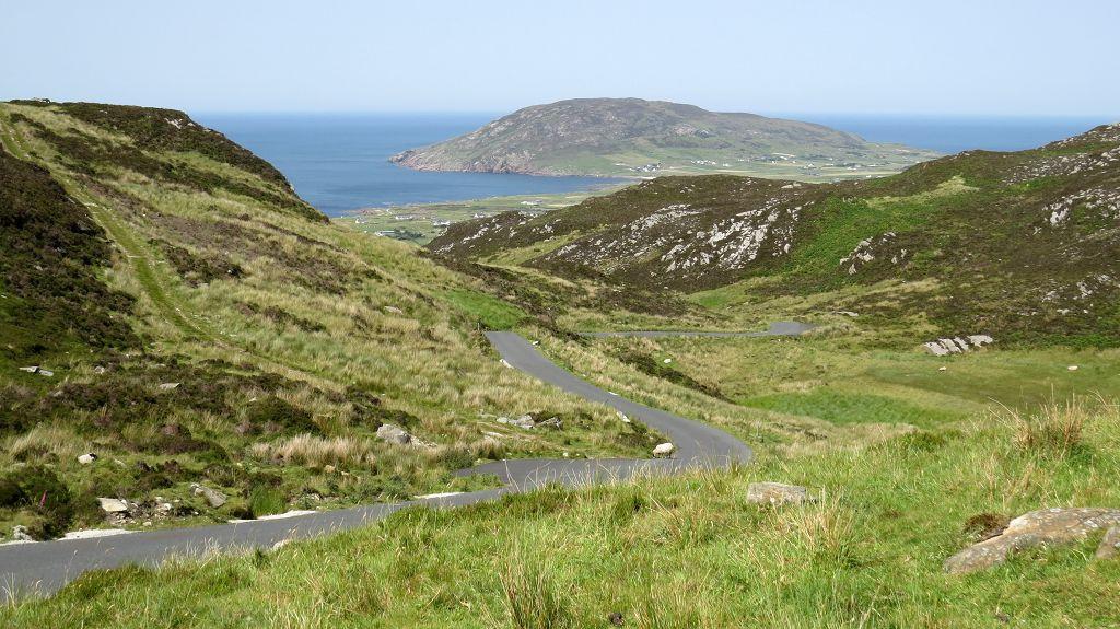 Unterwegs auf der Halbinsel Inishowen