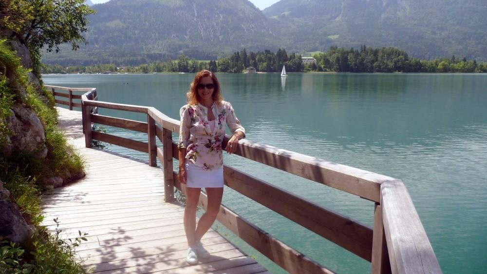 Spaziergang nach Strobl