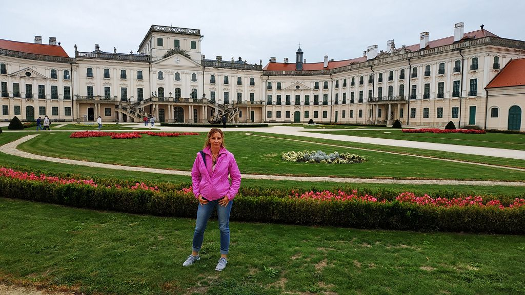 Schloss Esterhazy in Ungarn