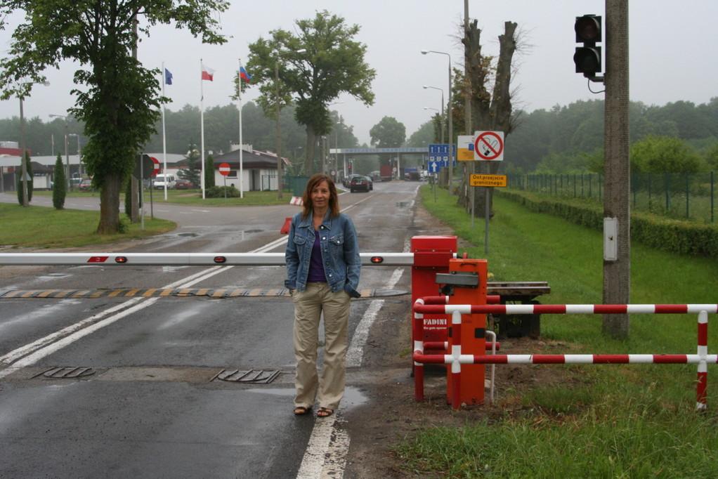 An der EU-Außengrenze nach Russland
