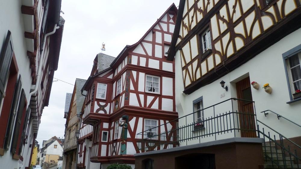 Sankt Aldegund an der Mosel
