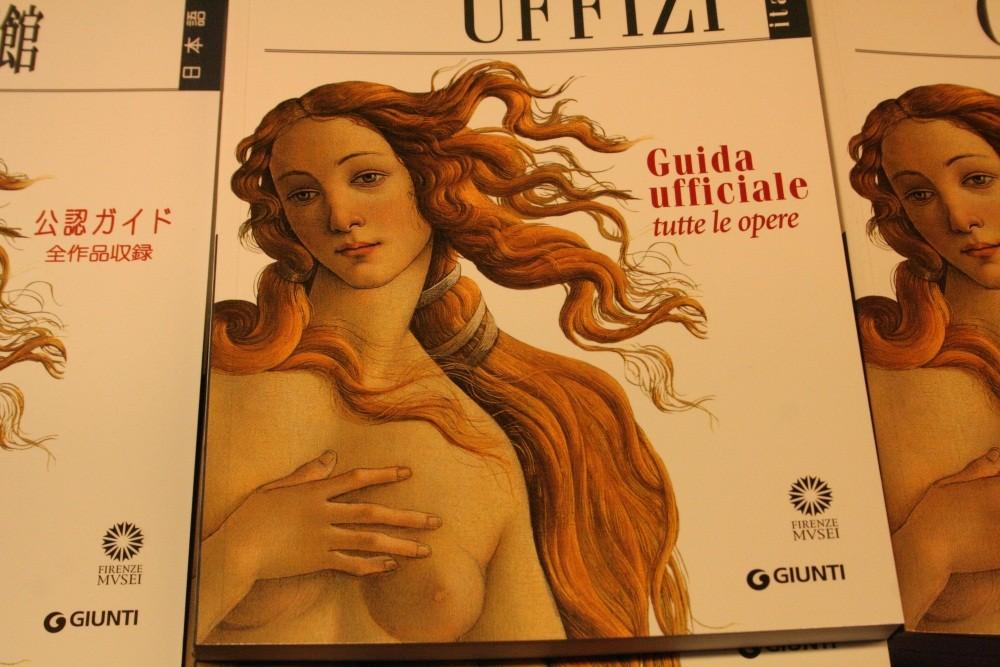 Besuch in der Gallerie degli Uffizi