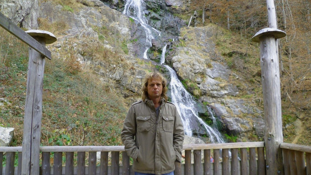 Wir spazieren zu den Todtnauer Wasserfällen