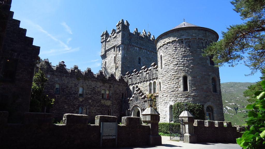 Glenveagh Castle...