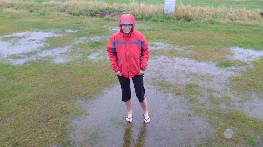 Regen, Regen, Regen...