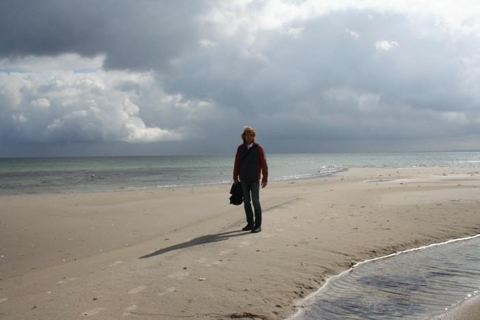 Am Strand von Damp