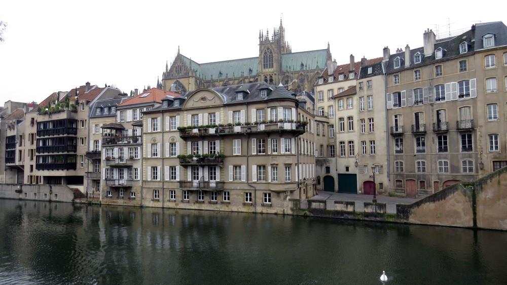 ...und durch Metz