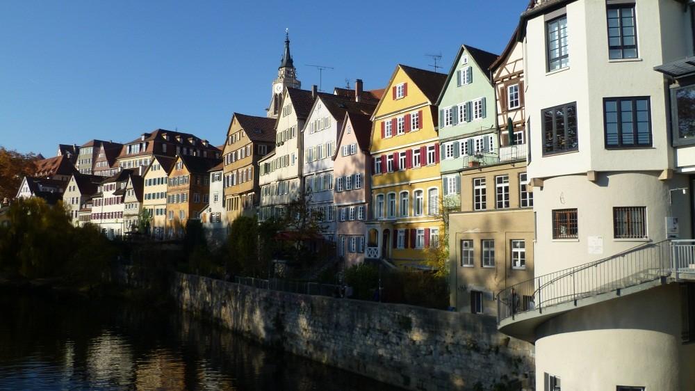 immer noch Tübingen