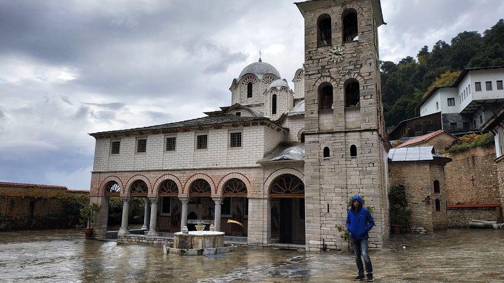 Kloster Ikosifinissi