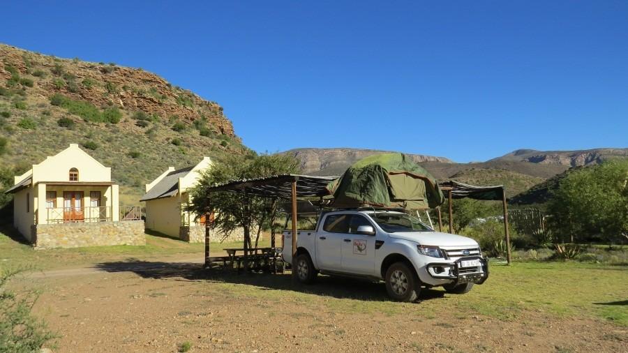 Bushman's Valley Swartberg