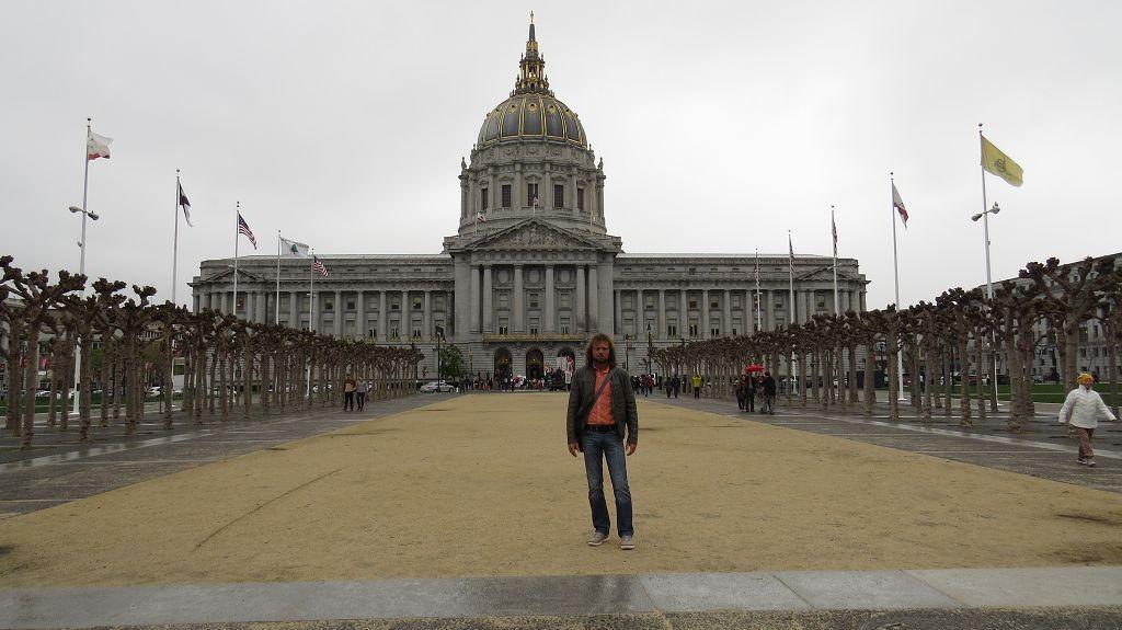 City Hall von außen...