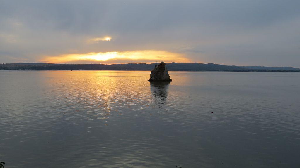 Donau erreicht :-)