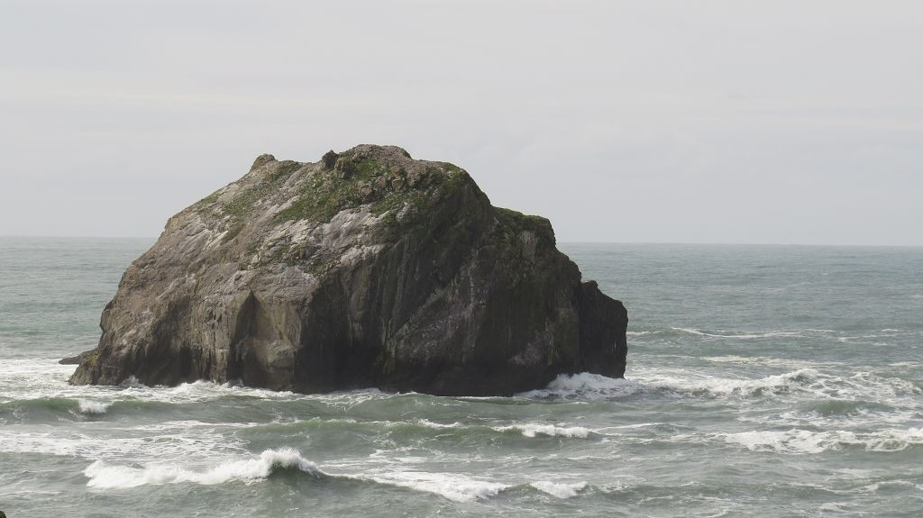 Face Rock bei Bandon