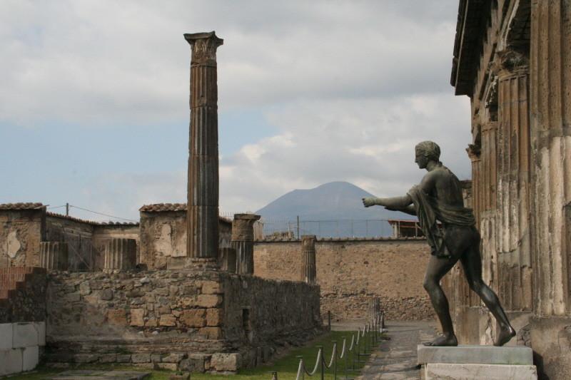 Pompei, Apollotempel