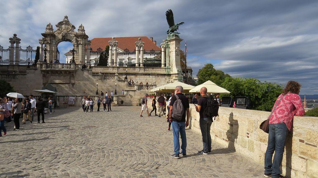 Blick über die Donau...