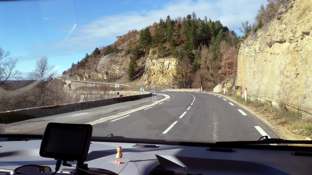 Unterwegs durch Frankreich