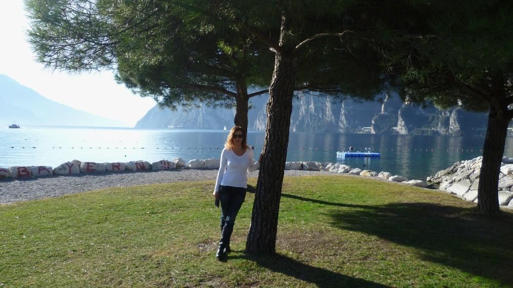 Sonne pur in Riva del Garda