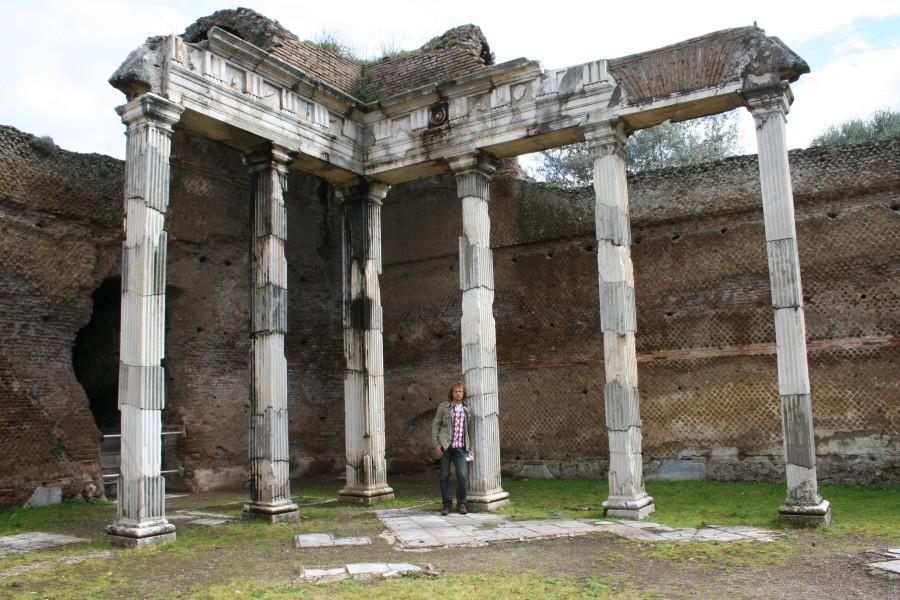 Tivoli, Villa Hadrian