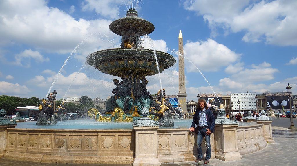 Place de la Concorde mit Obelisk