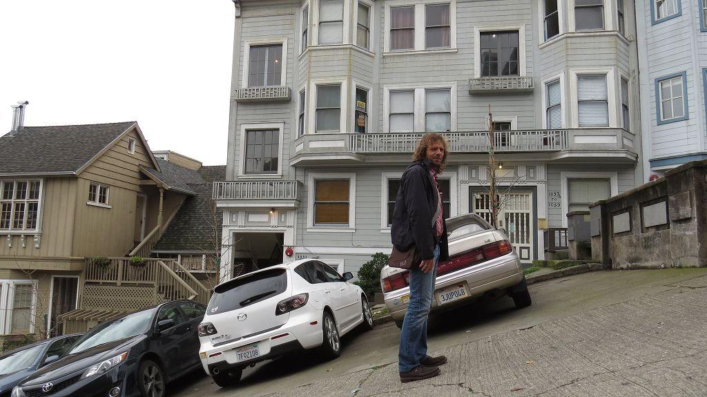 ...die Straßen von San Francisco !