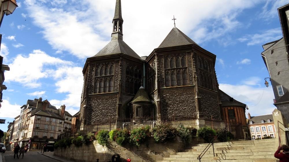 Größte Holzkirche Frankreichs