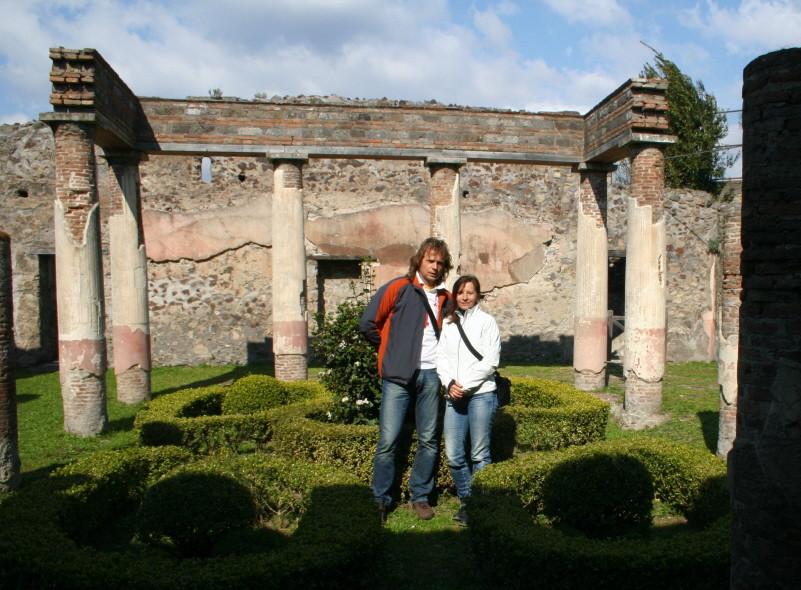 Pompei, Villa des Diomedes