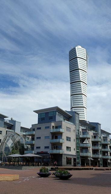 Turning Torso in Malmö