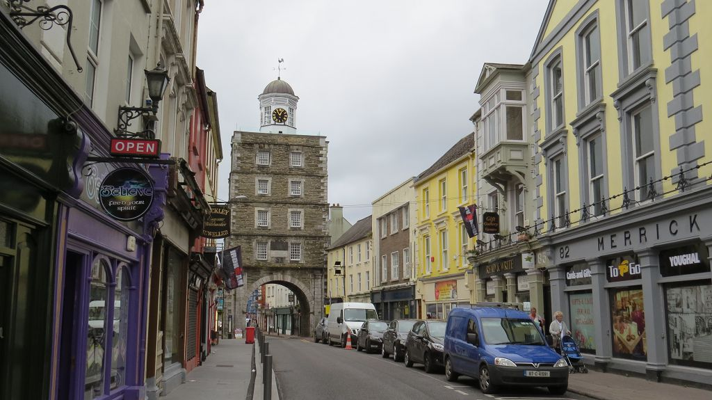 Uhrturm in Youghal