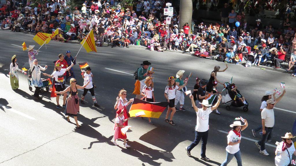 Auch Germany ist dabei...Helau !
