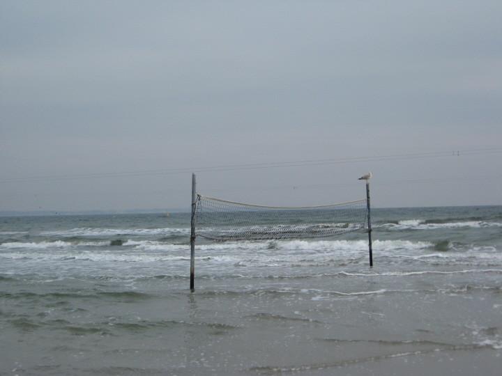 Beachvolleyball am Timmendorfer Strand