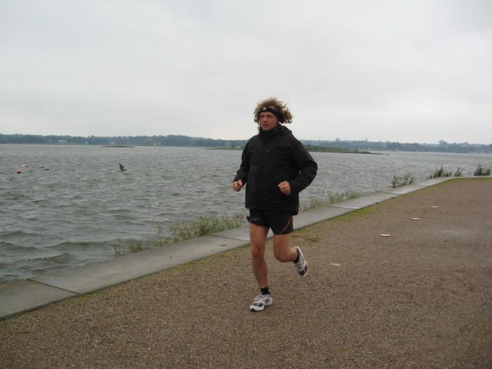 Joggen in Schleswig