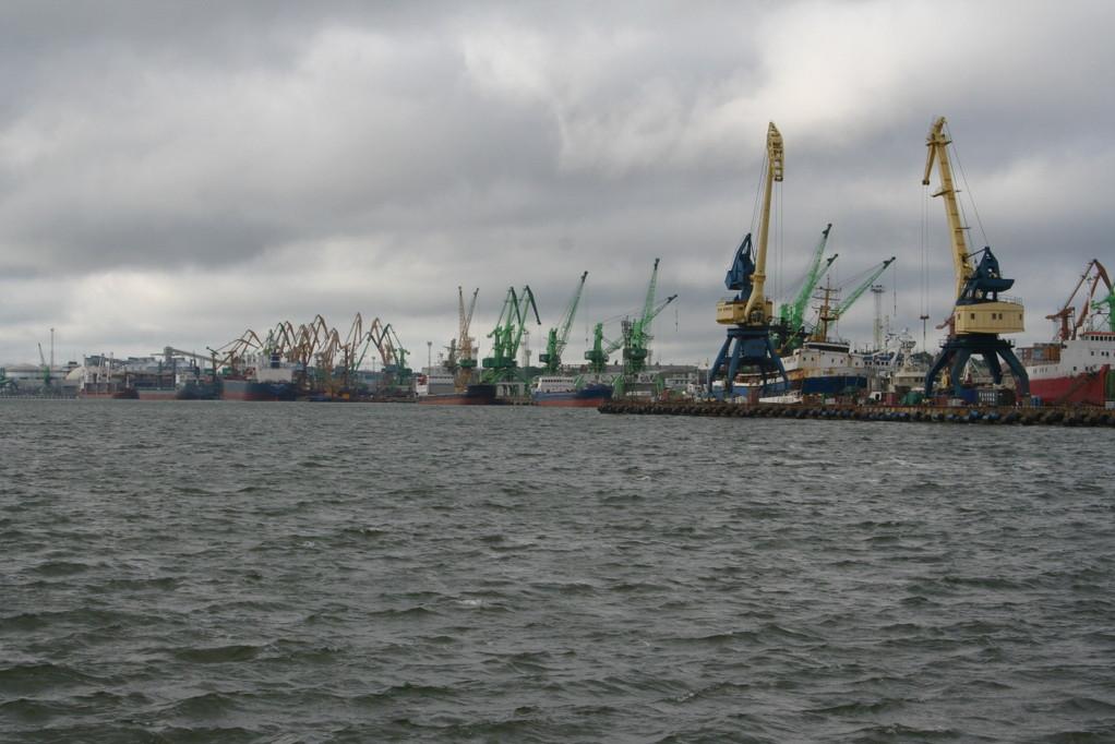 """Klaipeda ist Litauens """"Tor zur Welt"""""""