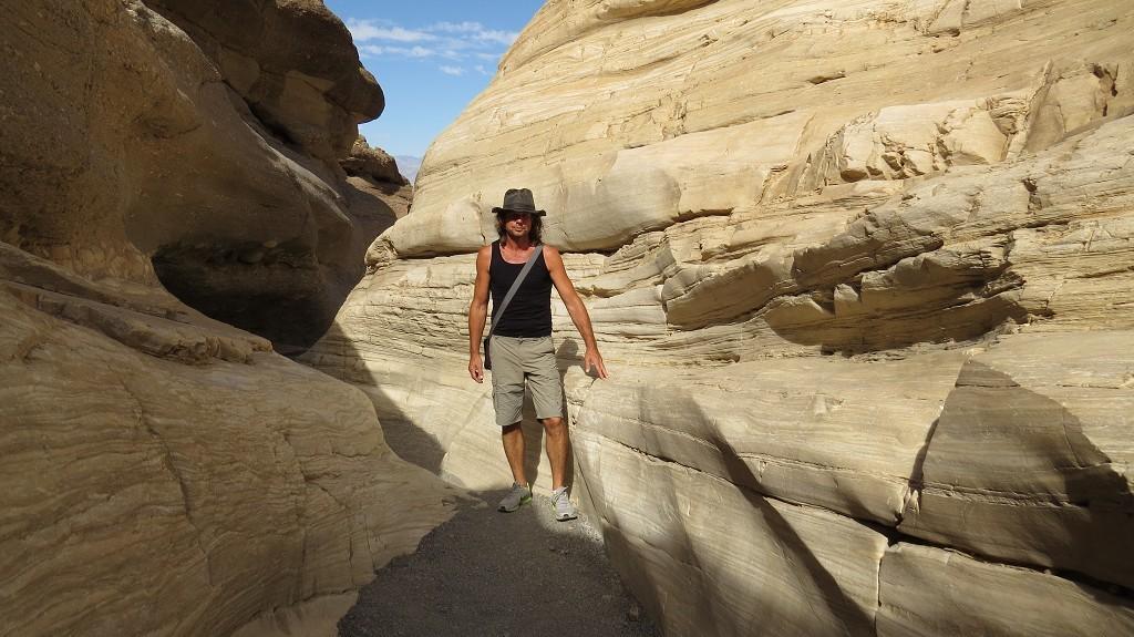 Unterwegs im Mosaik-Canyon