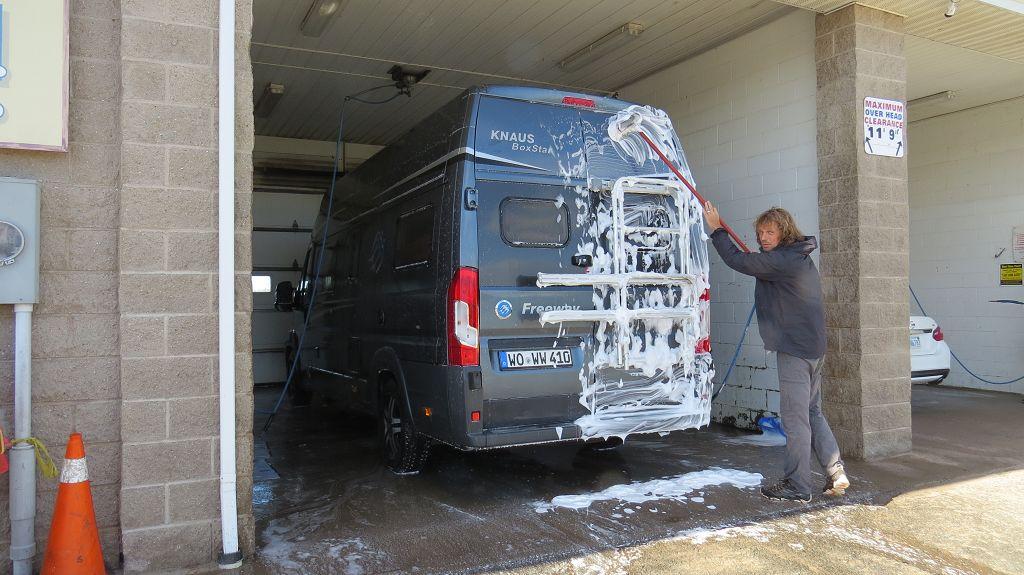 Car-Wash in Halifax
