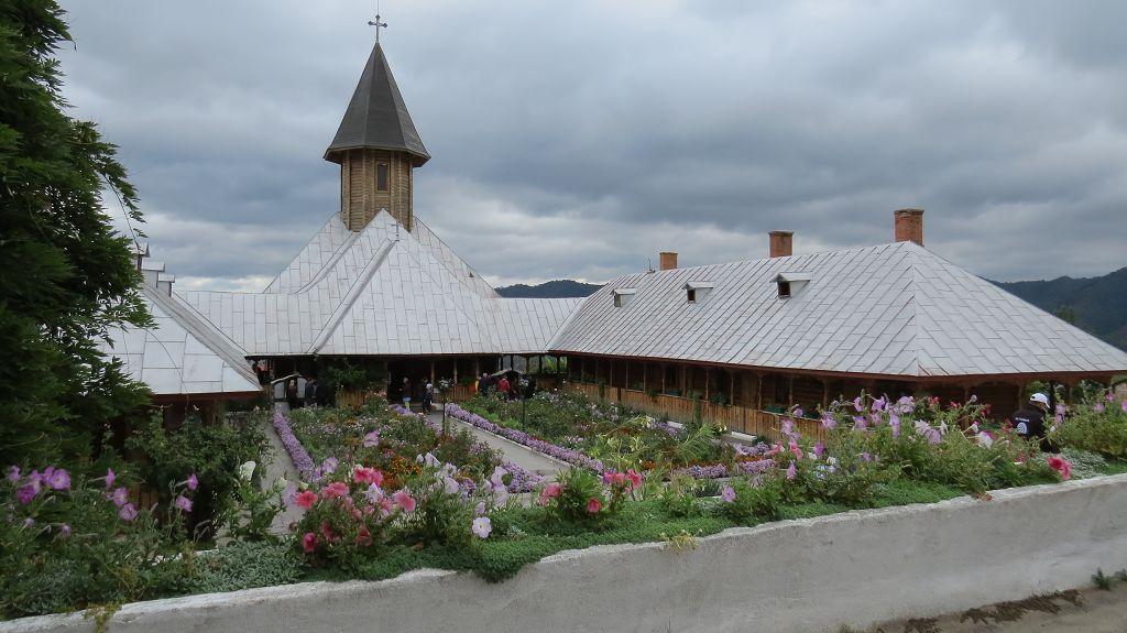 Kloster Sfanthu Ana in Orsova
