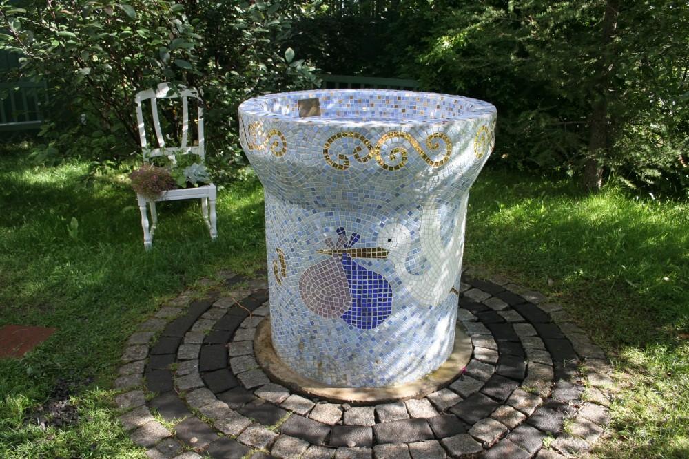 Wunschbrunnen für ungeborene Kinder