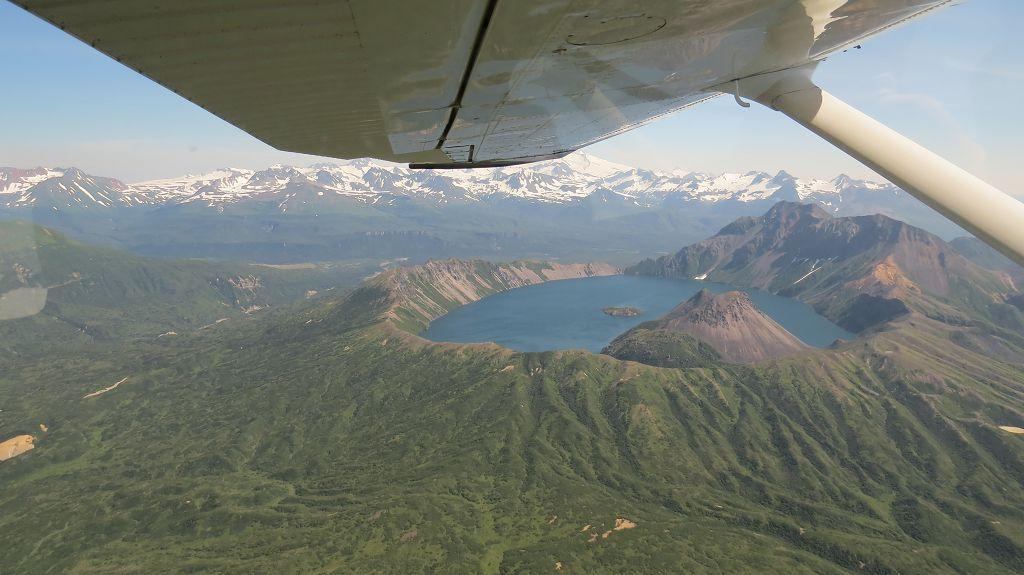 Kaguyak Crater