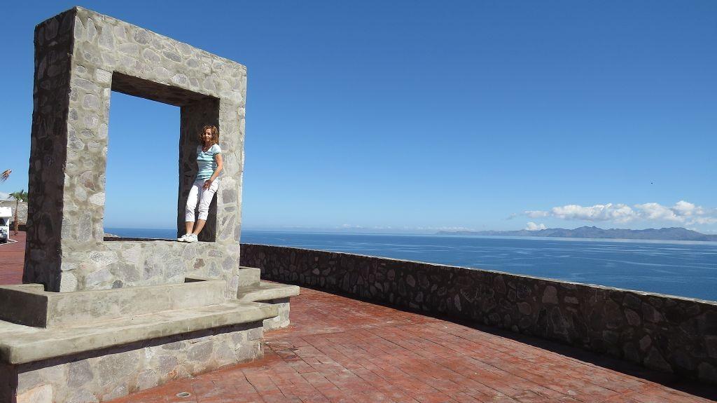 An der Bahia Concepcion