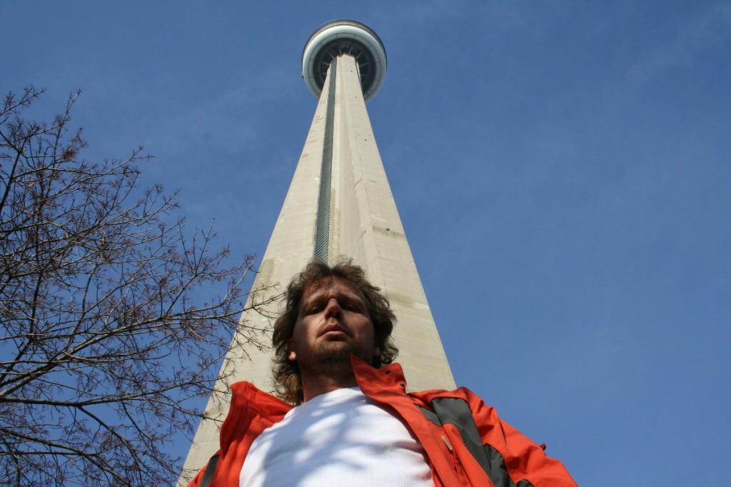 Toronto 2006  - CN-Tower-