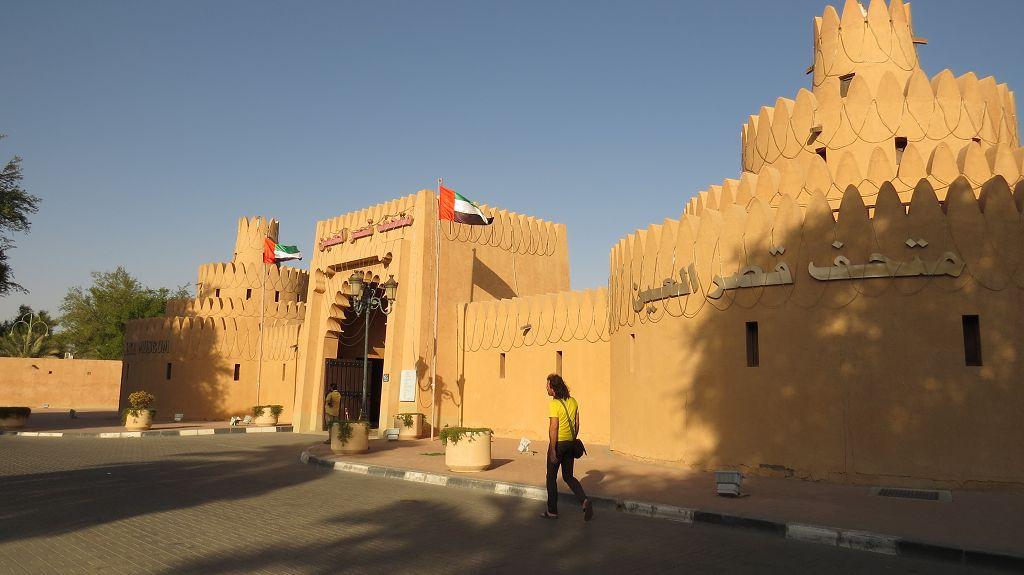...Scheich Zayed Palace in Al Ain