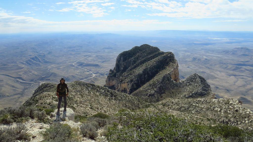 Blick auf den El Capitan