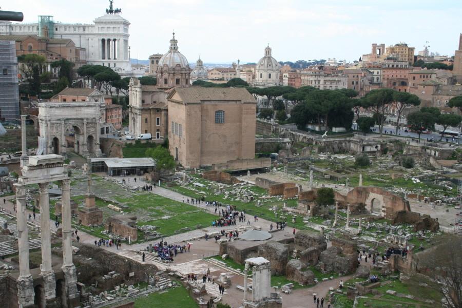 Antikes Rom (Forum Romanum)